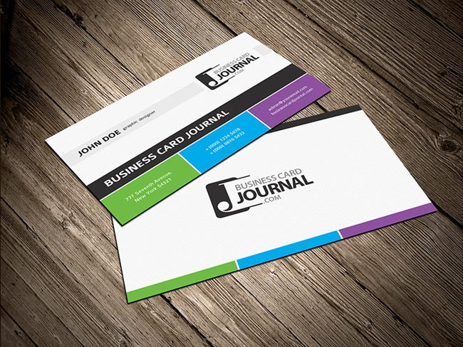 clean-modern-tricolor-business-card-template