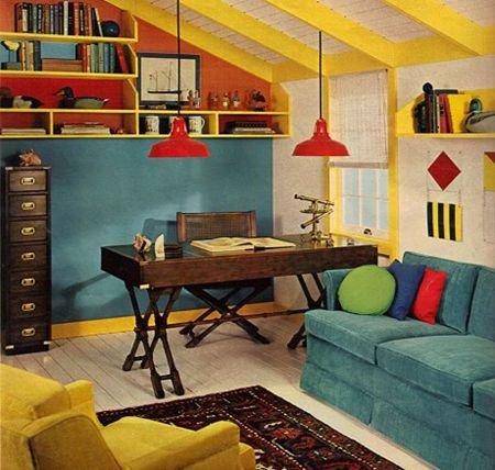 colorful-attic-office-from-1970