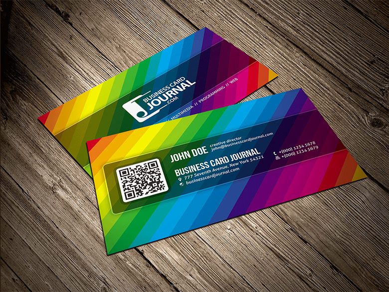 creative-color-spectrum-business-card-template