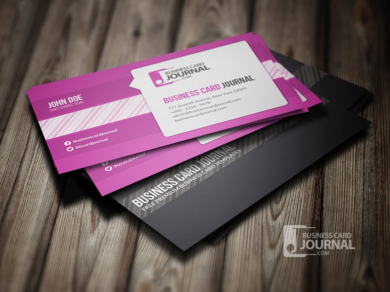 55 free creative business card templates designmaz