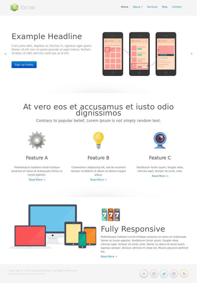 fornax-responsive-bootstrap-corporate-website-template