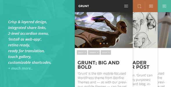 grunt-a-big-and-bold-mobile-wordpress-theme
