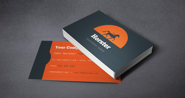 55 free creative business card templates designmaz for Industrial design business card