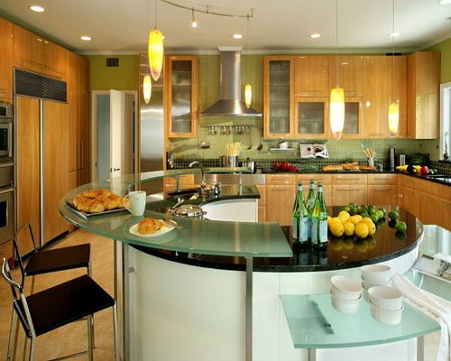 Amazing Modern Designs For Kitchens