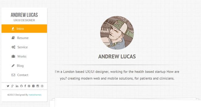 lucas-onepage-personal-resumeportfolio-template