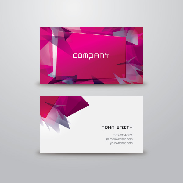 55 free creative business card templates designmaz modern business card template reheart Gallery
