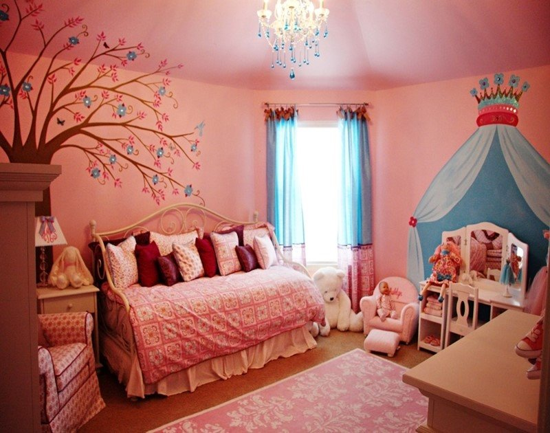 15 Ideal Bedroom Designs For Teenager Girls - DesignMaz