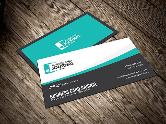 55 free creative business card templates designmaz for Creative business card templates free