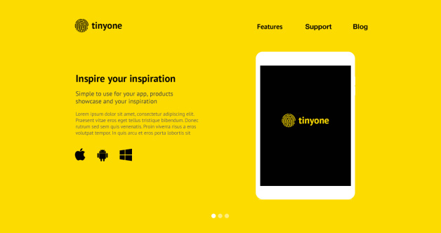 tinyone-psd-one-page-template