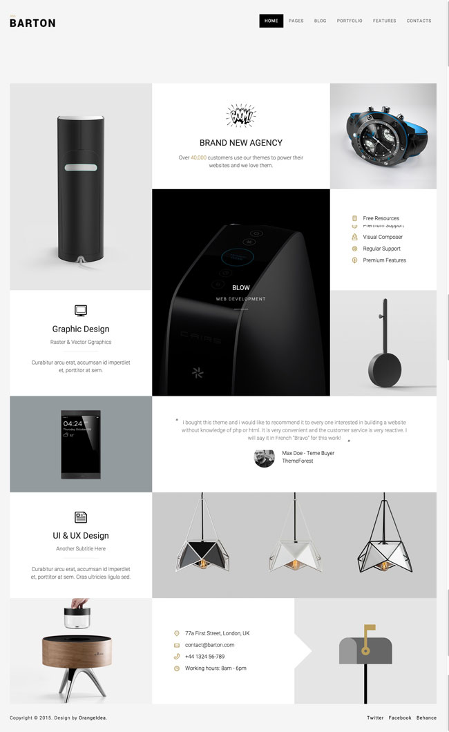 Barton-Smart-Portfolio-Wordpress-Theme-for-Creative-People