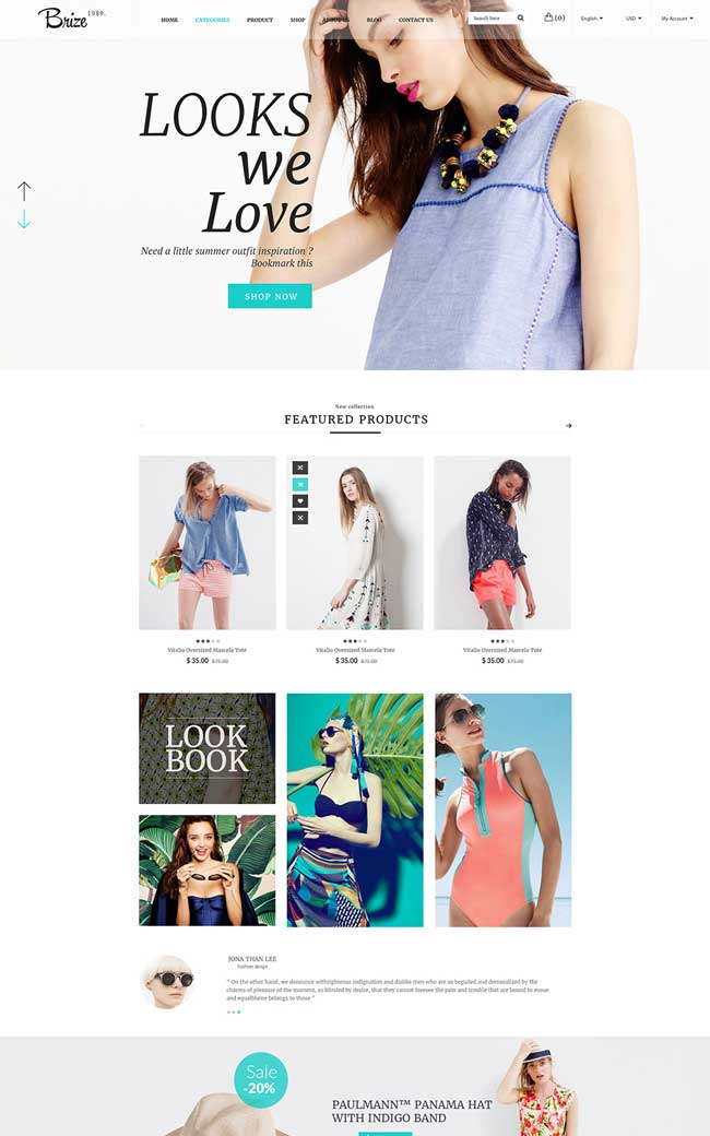 Brize-Responsive-Magento-Fashion-Theme