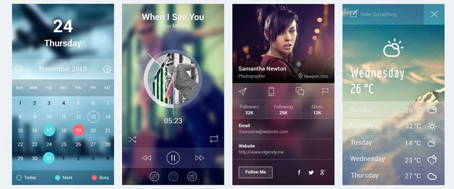 Free-App-Screens-PSD-for-IOS-7