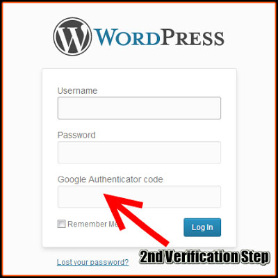 how to add google authenticator to your site