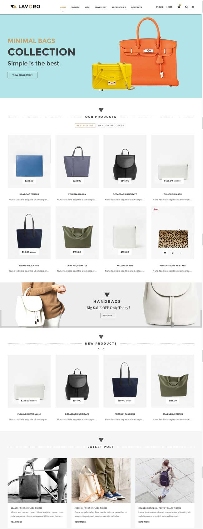 Lavoro Fashion-Shop-Responsive-Magento-Theme