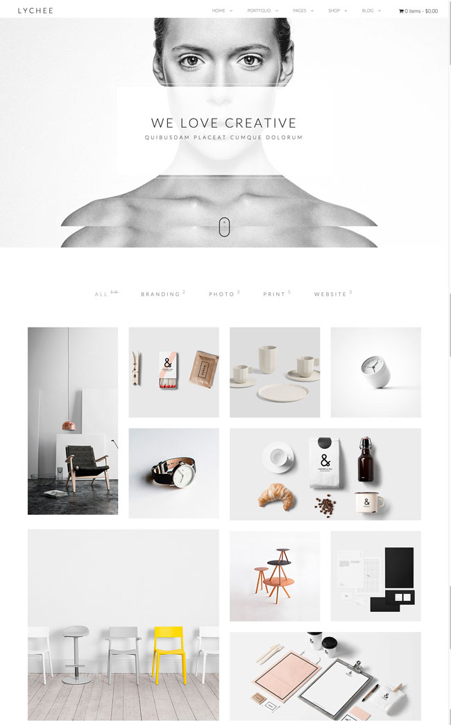Lychee-Clean-Multi-Purpose-Wordpress-Portfolio-Theme