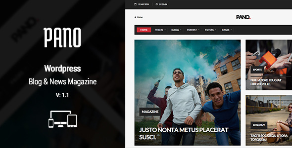 Nillpano - Multipurpose News and Blog Magazine