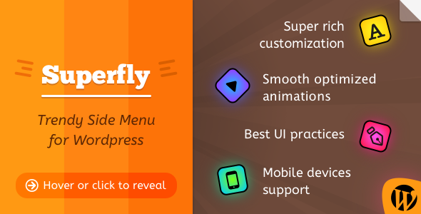 Superfly - Responsive WordPress Menu Plugin