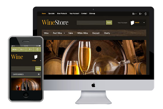 WineStore – Free Responsive Prestashop Template