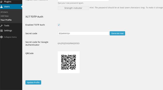 auth-using-google-authenticator