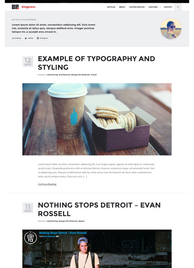 blogpress-clean-responsive-blogging-theme