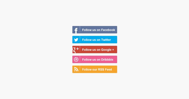 flat-social-media-follow-buttons-psd