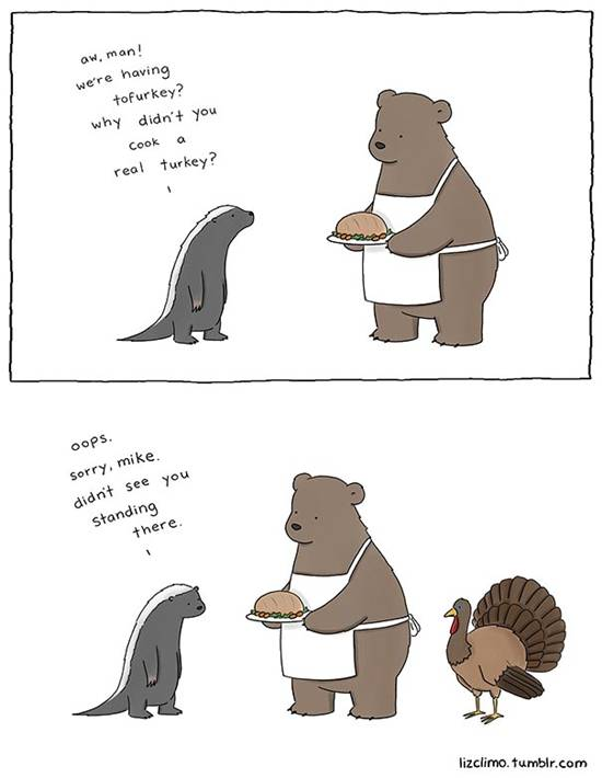Cute Animal Comics