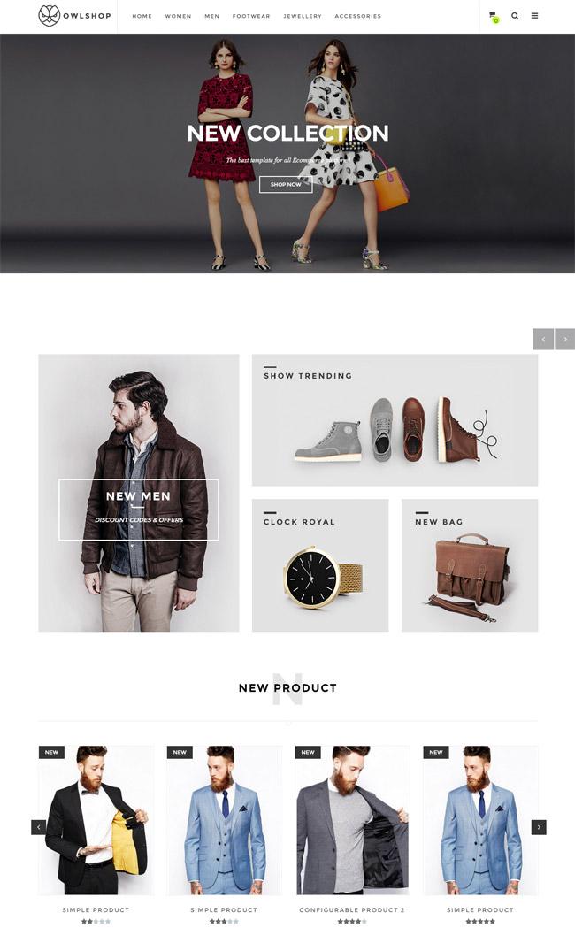 owlshop-responsive-fashion-magento-theme