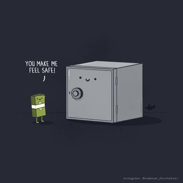 Funny and Creative Illustration Photos