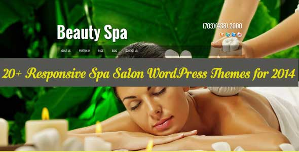 responsive-spa-salon-wordpress