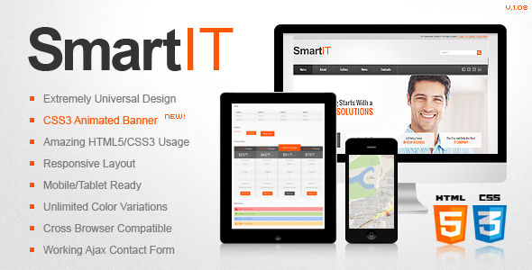 smartit-responsive-html5css3-template