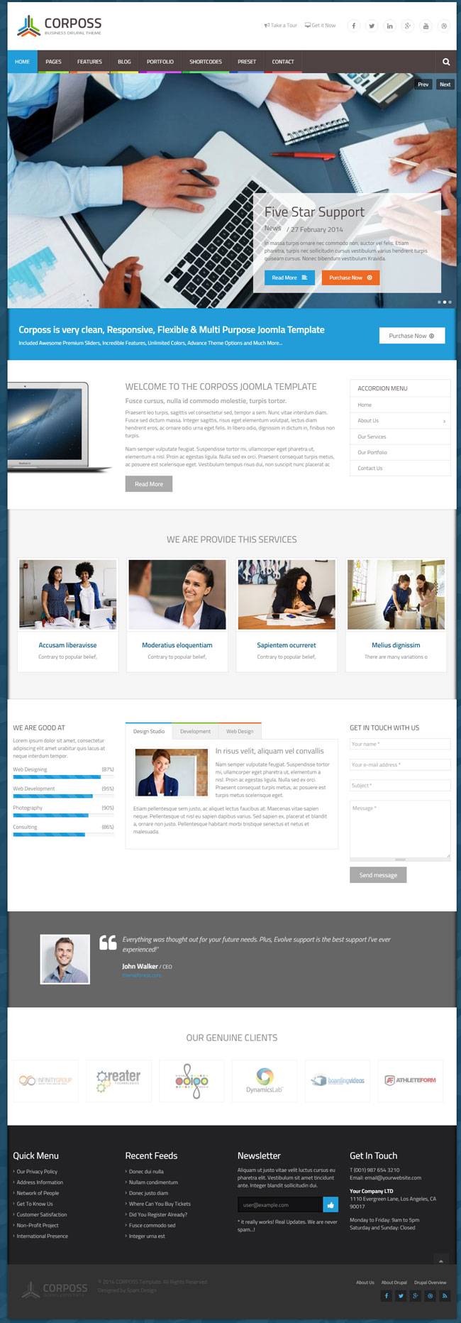 Corposs-Responsive-Business-Drupal-Theme