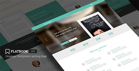 20+ Best Responsive WordPress Landing Page Themes 2016