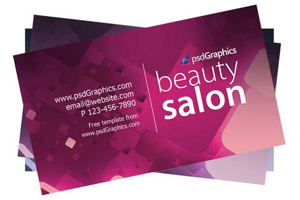 Free-Beauty-Salon-Business-Card-Template