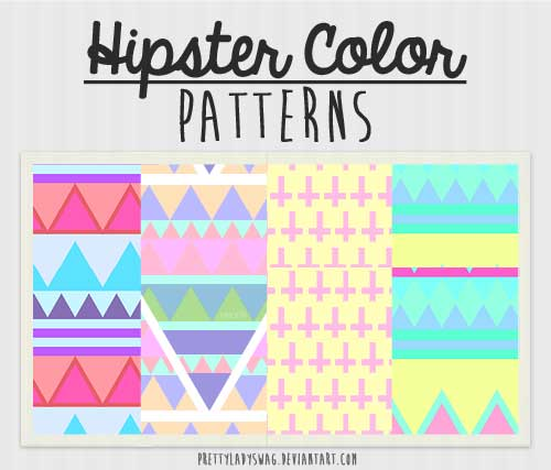 Free-Hipster-Color-Patterns