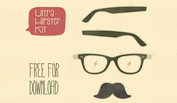 Free-Hipster-Kit