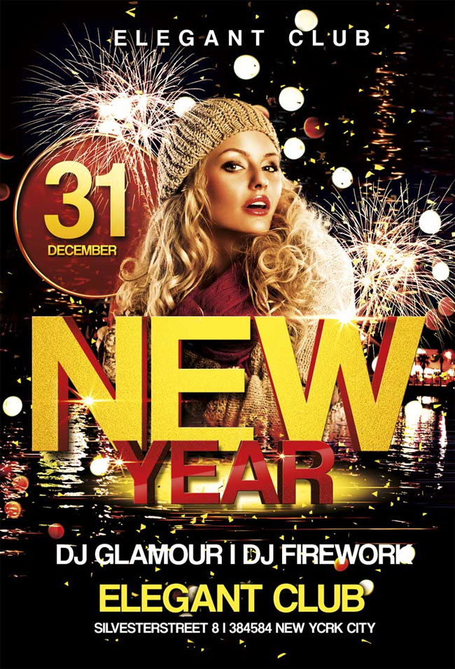 Free-New-Year-Club-Flyer-PSD-Template