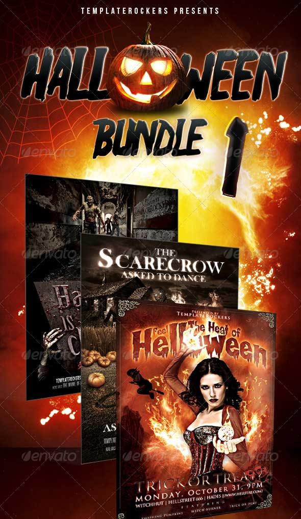 Halloween-Party-Flyer-Bundle-3