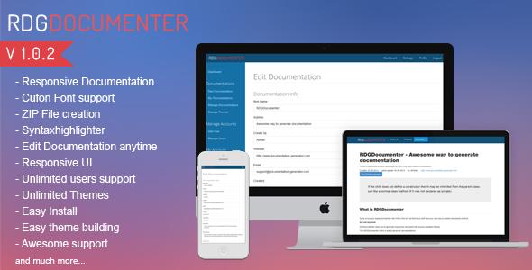 Responsive Documentation Generator