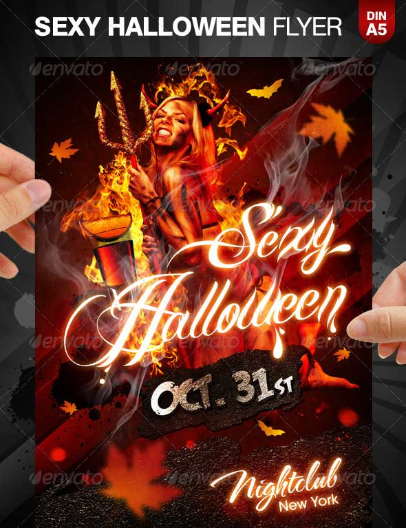 Sexy-Halloween-Party-Flyer