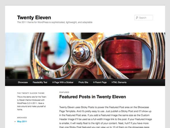 Twenty-Eleven---Free-Blank-WordPress-Themes