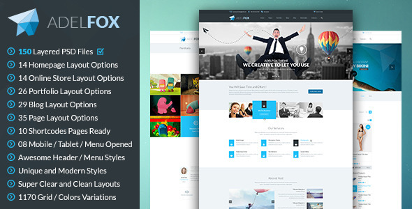 adelfox-multipurpose-psd-template