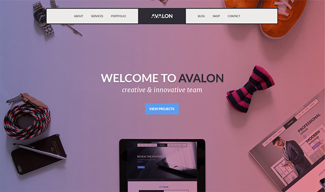 avalon-studio-one-page-psd-template-thumb