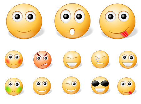 25 Beautiful Smiley And Emoticons Icon Packs Designmaz