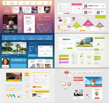 best-free-html-css3-ui-kits