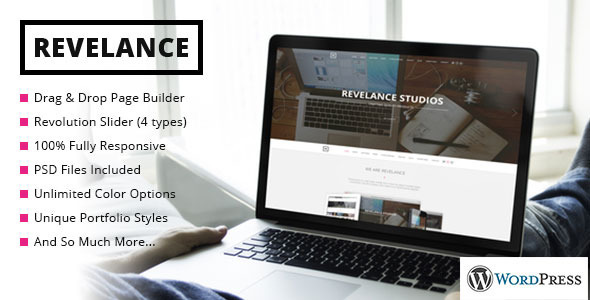 revelance-multionepage-business-parallax-theme
