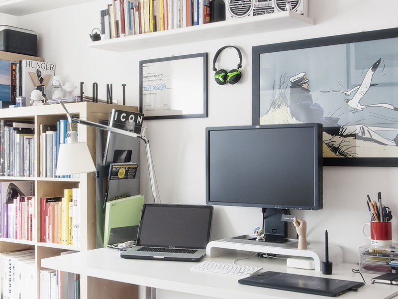 Workspace Designs for Inspiration