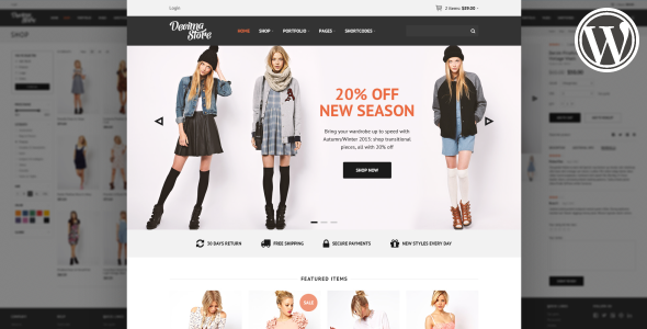 Decima WooCommerce WordPress Theme