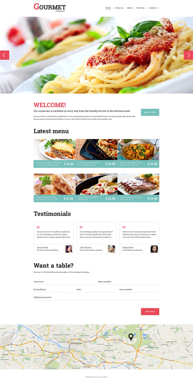 European-Restaurant-Responsive-Website-Template