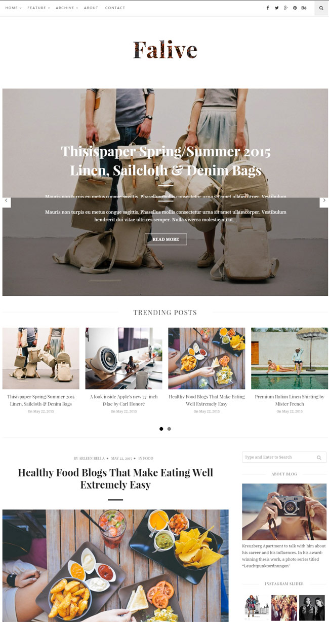 Falive-Beautiful-Creative-Fashion-Blog-Wordpress-Theme