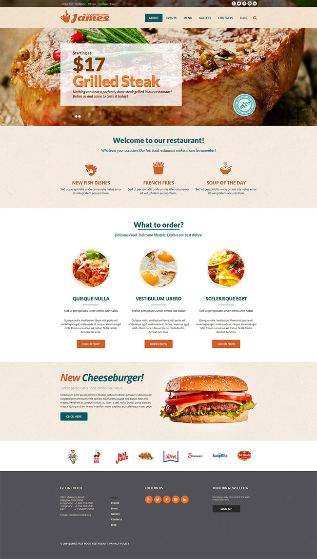 Fast-Food-Restaurant-Joomla-Template